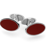 Oval Red